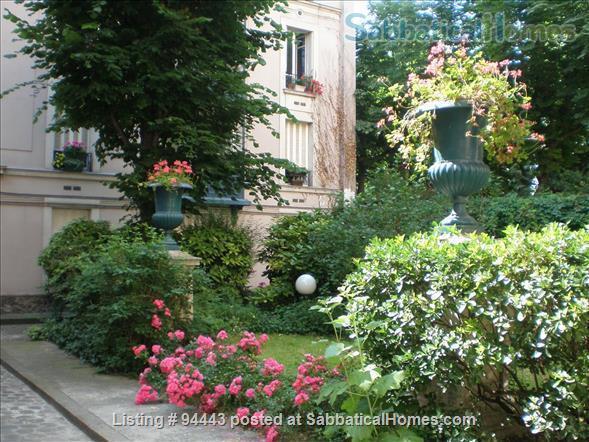Beautiful and very quiet 120 sq.m duplex  in Latin Quarter ( Paris) Home Exchange in Paris 2