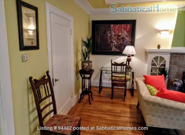 Spacious & Colorful 1 BR Apartment  - College Avenue  Home Rental in Berkeley, California, United States 0