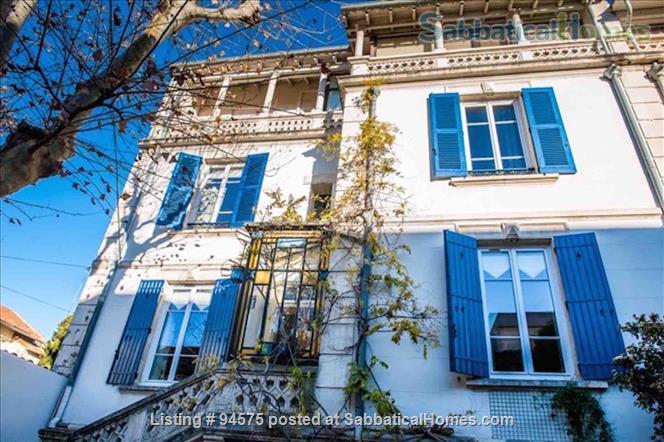 Elegant, light-filled home, Avignon, France Home Rental in Avignon, PACA, France 1
