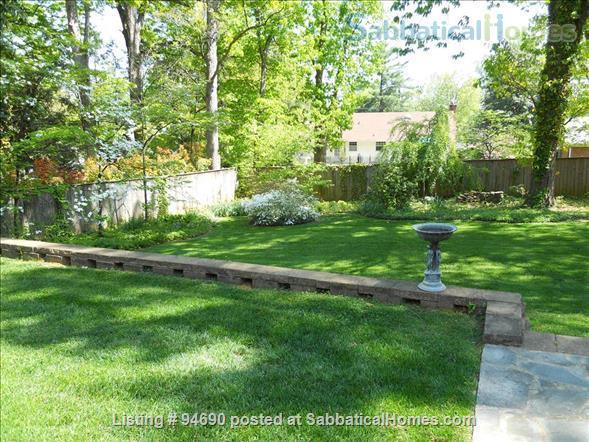 CHARLOTTESVILLE, VA:  LOVELY BRICK HOUSE NEAR UNIVERSITY Home Rental in Charlottesville, Virginia, United States 2