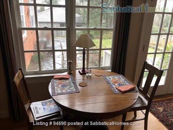 CHARLOTTESVILLE, VA:  LOVELY BRICK HOUSE NEAR UNIVERSITY Home Rental in Charlottesville, Virginia, United States 4