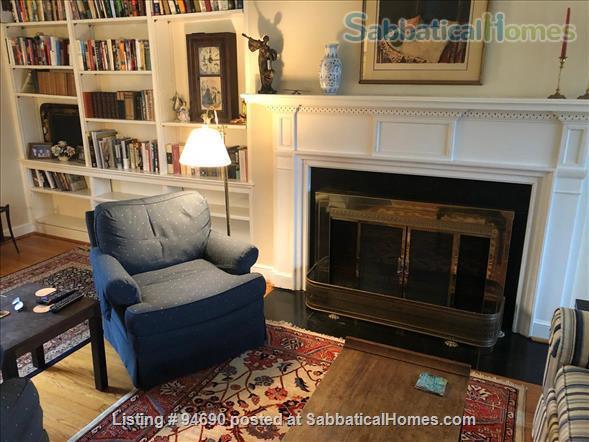 CHARLOTTESVILLE, VA:  LOVELY BRICK HOUSE NEAR UNIVERSITY Home Rental in Charlottesville, Virginia, United States 5
