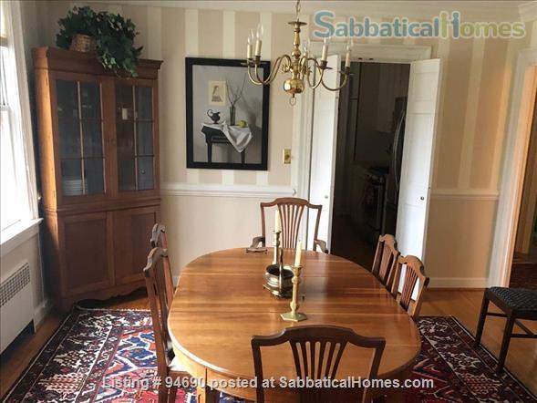 CHARLOTTESVILLE, VA:  LOVELY BRICK HOUSE NEAR UNIVERSITY Home Rental in Charlottesville, Virginia, United States 6