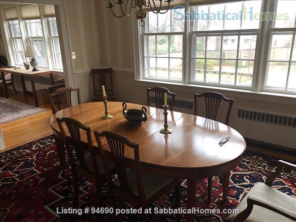 CHARLOTTESVILLE, VA:  LOVELY BRICK HOUSE NEAR UNIVERSITY Home Rental in Charlottesville, Virginia, United States 8