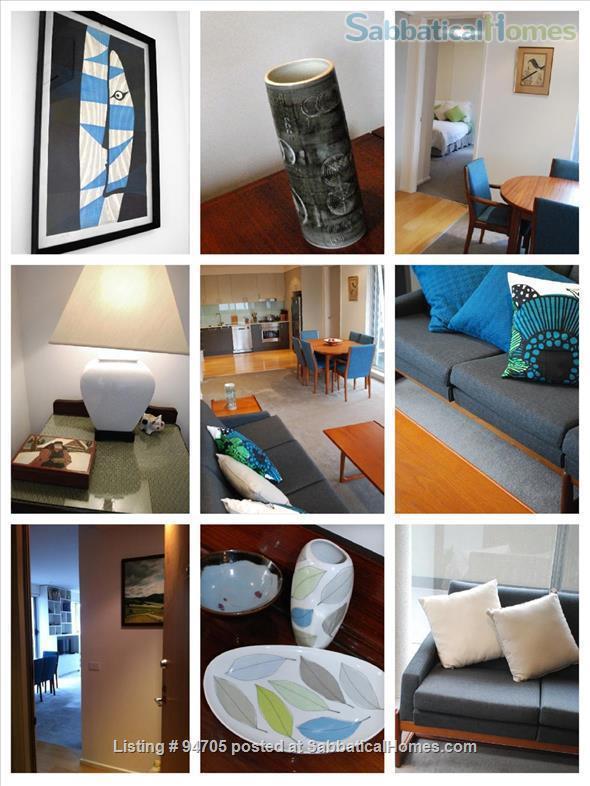 Spacious, sunny and secure apartment near Melbourne university and hospital precinct Home Rental in Brunswick, Victoria, Australia 1