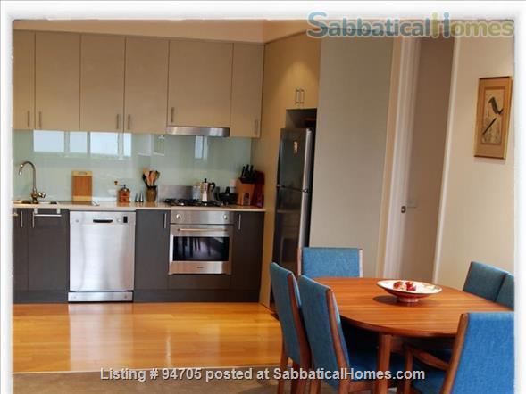 Spacious, sunny and secure apartment near Melbourne university and hospital precinct Home Rental in Brunswick, Victoria, Australia 3