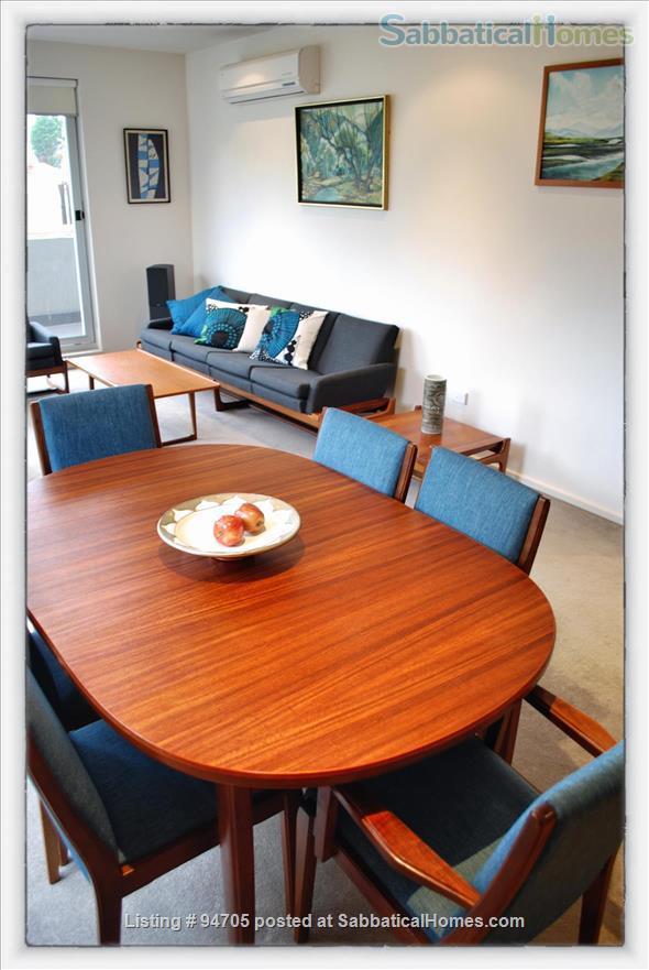 Spacious, sunny and secure apartment near Melbourne university and hospital precinct Home Rental in Brunswick, Victoria, Australia 4