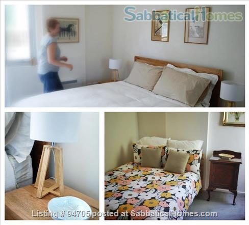 Spacious, sunny and secure apartment near Melbourne university and hospital precinct Home Rental in Brunswick, Victoria, Australia 6