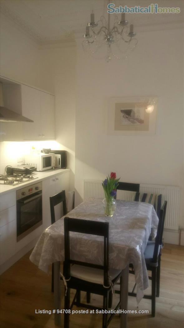 Tranquil Green Oasis in Central London Home Rental in London, England, United Kingdom 2