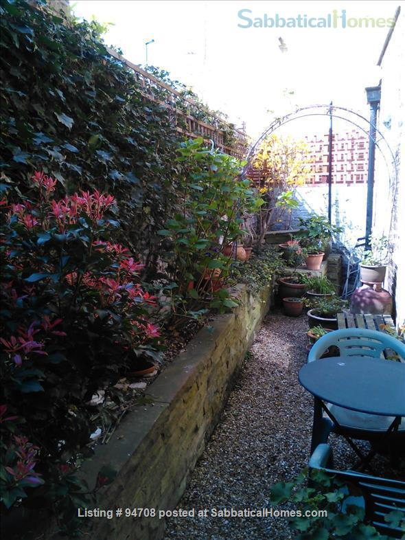 Tranquil Green Oasis in Central London Home Rental in London, England, United Kingdom 3