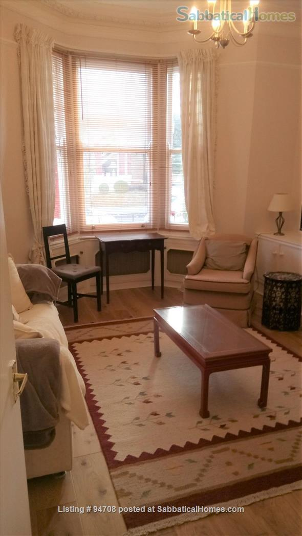 Tranquil Green Oasis in Central London Home Rental in London, England, United Kingdom 5