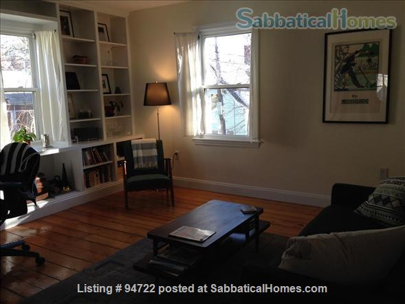 Furnished 2-bedroom condo in Cambridge - great location! Home Rental in Cambridge, Massachusetts, United States 0