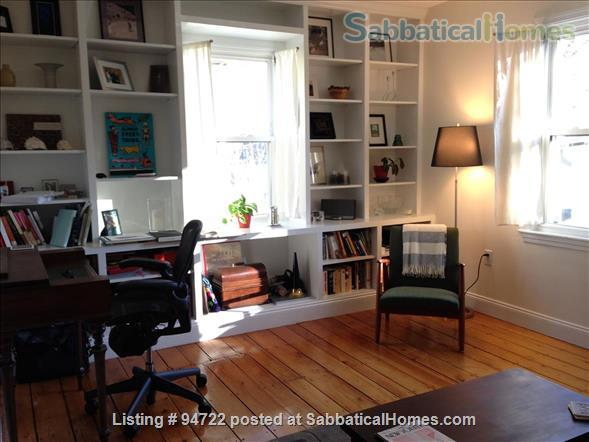 Furnished 2-bedroom condo in Cambridge - great location! Home Rental in Cambridge, Massachusetts, United States 4
