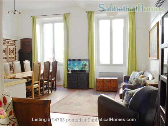 3 bedroom family apartment in the heart of Old Nice Home Rental in Nice, Provence-Alpes-Côte d'Azur, France 1