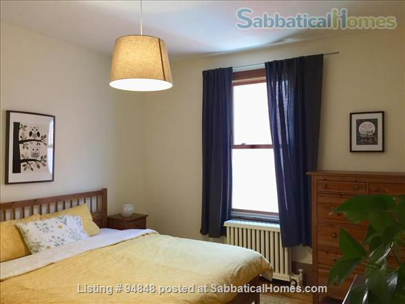3 Bed, 2 Bath, 1 Office, Beautiful, Large & Sunny Upper Duplex in the heart of NDG Home Exchange in Montreal, Quebec, Canada 3