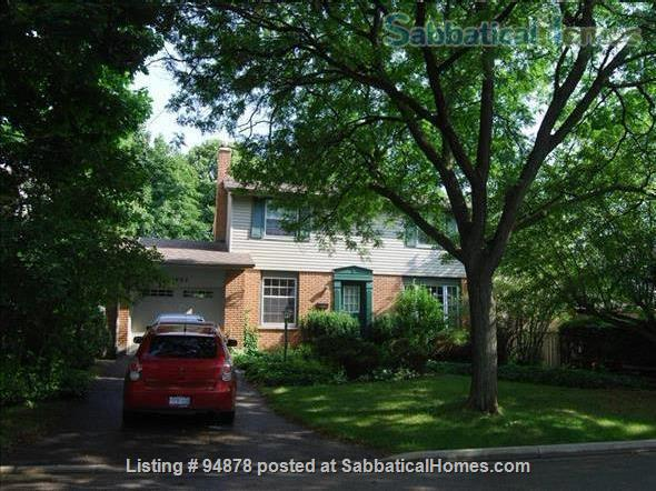 Cosy, bright home in North West London Home Rental in London, Ontario, Canada 8