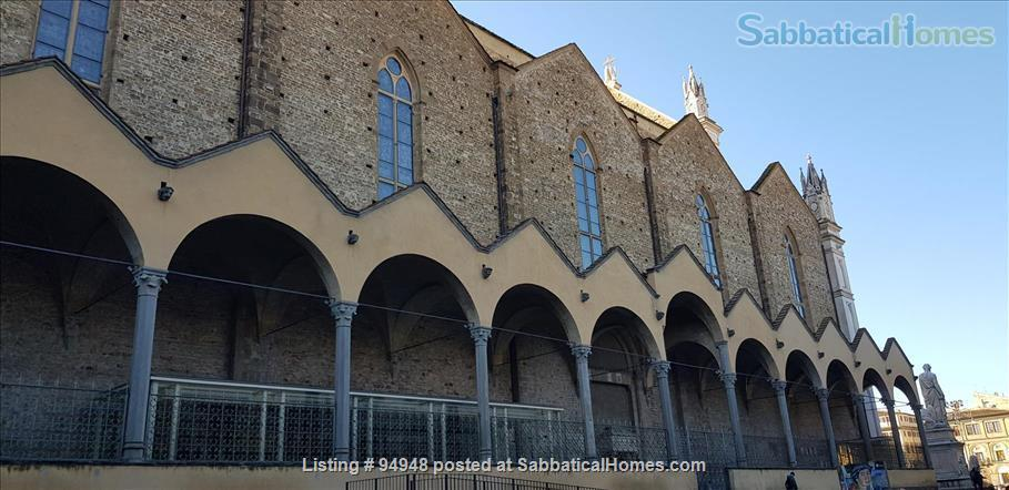 Piazza Santa Croce Apartment Home Rental in Florence, Toscana, Italy 6
