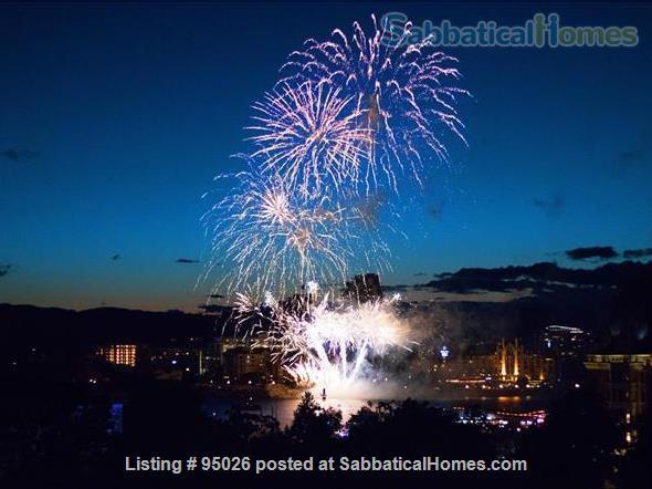 Stunning Sunset Condo Home Rental in Victoria, British Columbia, Canada 5