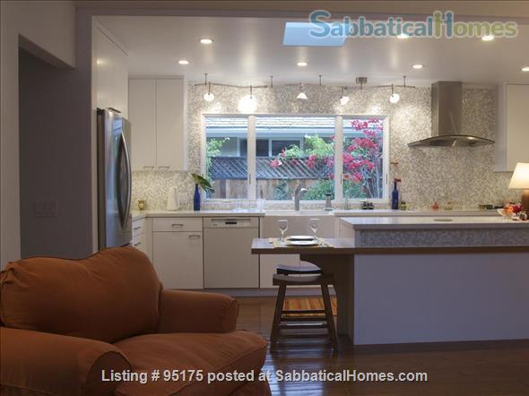 Zen like Gorgeous Home in Santa Barbara available Summer 2019 Home Rental in Santa Barbara, California, United States 0