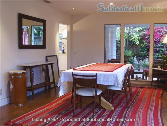 Zen like Gorgeous Home in Santa Barbara available Summer 2019 Home Rental in Santa Barbara, California, United States 4