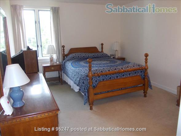 Nicely furnished 2+ bedroom luxury home in a quiet, upscale residential community -- includes linen service,  etc., 8 minutes bus to Cornell, everything included Home Rental in Ithaca, New York, United States 5