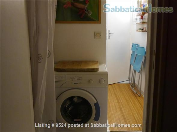 Studio+  in a small private house on  Montmartre hill  Home Rental in Paris, Île-de-France, France 6
