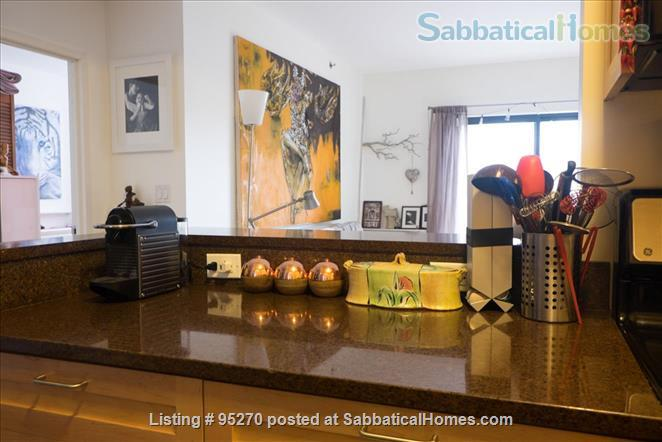 Modern, Sunny, 1 bedroom apartment  w/Balcony Home Rental in New York, New York, United States 4