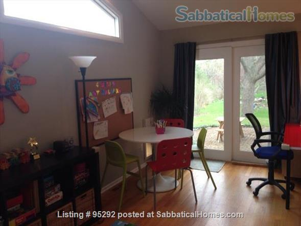 Beautiful Family House on the West Side 10-12 months (Aug 2021 - Aug 2022) Home Rental in Ann Arbor, Michigan, United States 4