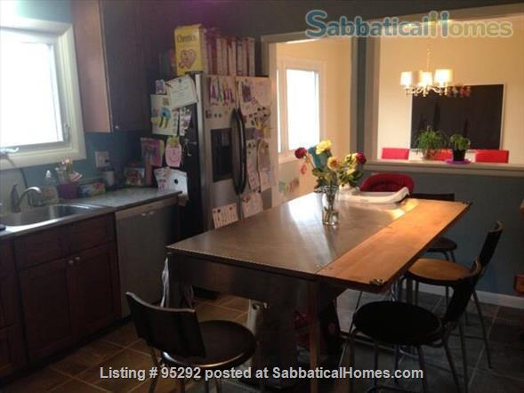 Beautiful Family House on the West Side 10-12 months (Aug 2021 - Aug 2022) Home Rental in Ann Arbor, Michigan, United States 5