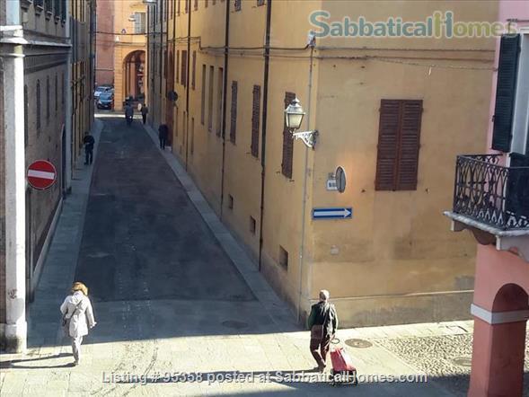 MODENA Italy AC, prestigious, renovated apartment in a period building Home Exchange in Modena, Emilia-Romagna, Italy 7