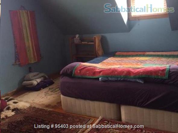 Beautiful semi-rural small town Vermont: 3 bdrm 2 bath, pool Home Rental in Putney, Vermont, United States 2