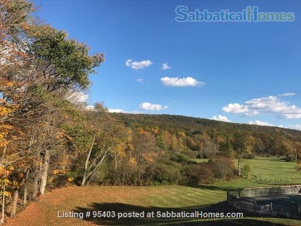 Beautiful semi-rural small town Vermont: 3 bdrm 2 bath, pool Home Rental in Putney, Vermont, United States 0