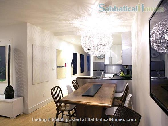 Garden Apartment in Harlem, minutes from Columbia Home Rental in New York, New York, United States 0