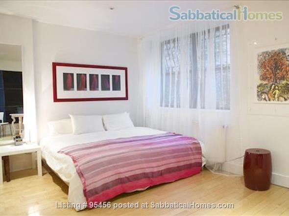 Garden Apartment in Harlem, minutes from Columbia Home Rental in New York, New York, United States 1