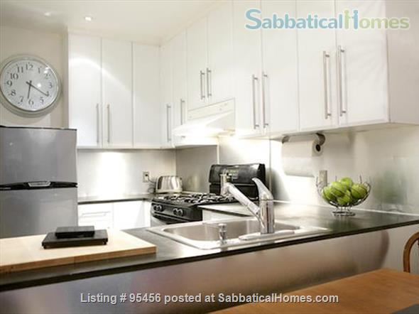 Garden Apartment in Harlem, minutes from Columbia Home Rental in New York, New York, United States 2
