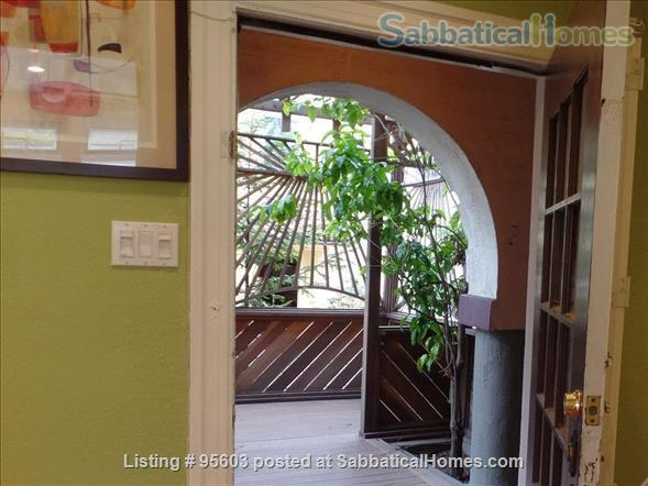 3 BR 2 BA Tudor Townhome on Tree-Lined Northside Street 6 min to Campus Home Rental in Berkeley, California, United States 0