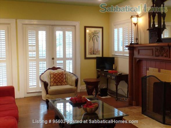 3 BR 2 BA Tudor Townhome on Tree-Lined Northside Street 6 min to Campus Home Rental in Berkeley, California, United States 3
