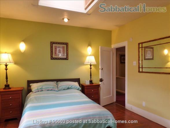 3 BR 2 BA Tudor Townhome on Tree-Lined Northside Street 6 min to Campus Home Rental in Berkeley, California, United States 6