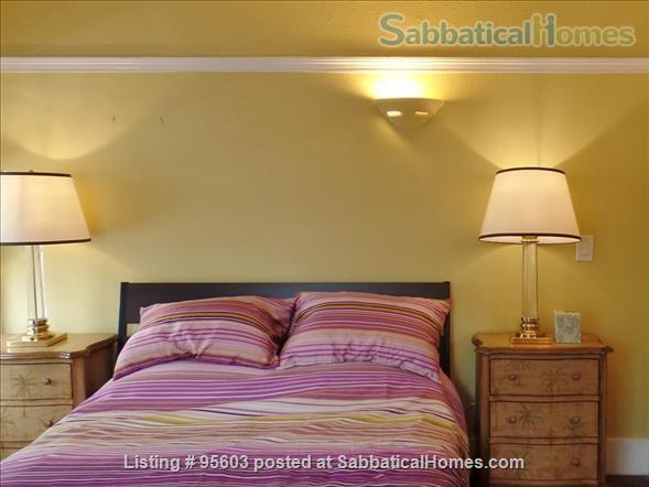 3 BR 2 BA Tudor Townhome on Tree-Lined Northside Street 6 min to Campus Home Rental in Berkeley, California, United States 8