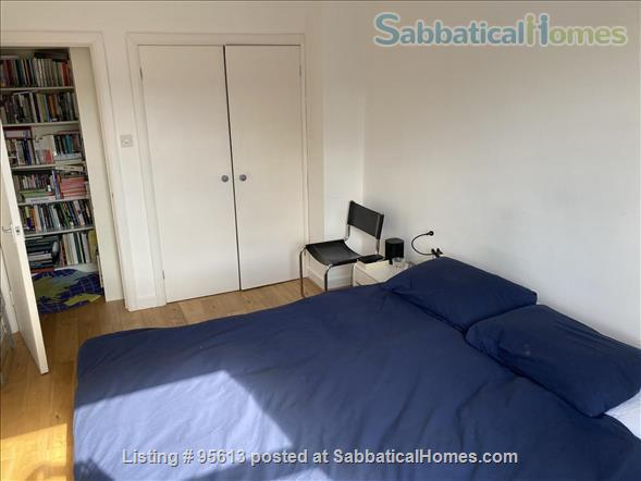 Spacious three bedroom & two studies flat in Islington,  North London -near parks, woods and excellent transport Home Rental in Greater London, England, United Kingdom 8