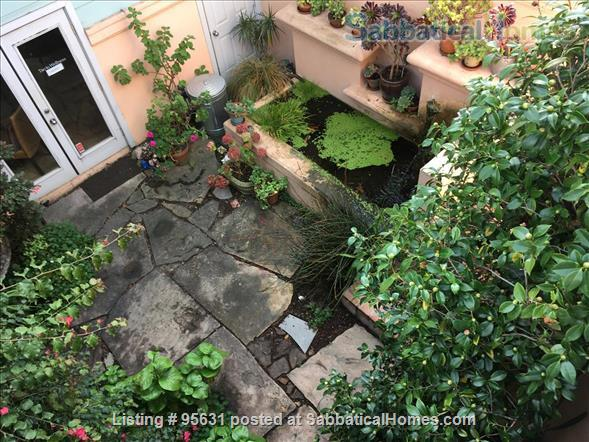 Light-filled furnished condo near Berkeley's 4th Street - great for couple or young family Home Rental in Berkeley, California, United States 8