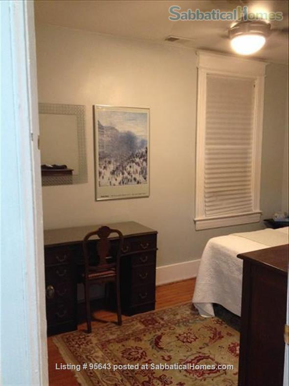 End Unit Rowhouse in Eckington Home Rental in Washington, District of Columbia, United States 0