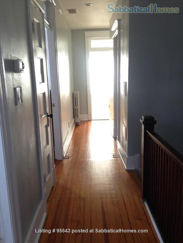 End Unit Rowhouse in Eckington Home Rental in Washington 5 - thumbnail