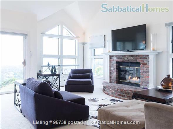 Private Montclair Home(Oakland Hills), Panoramic Views of San Francisco, Golden Gate and the Bay Bridge Home Rental in Oakland, California, United States 0