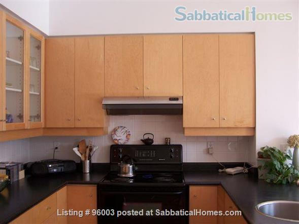 Spacious, airy Condo in Downtown Toronto Home Rental in Toronto 0