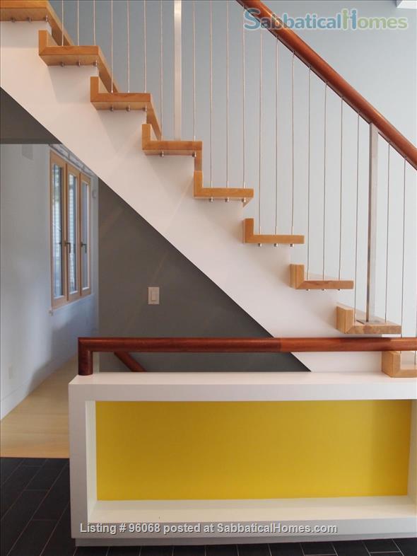 Beautiful Victorian Era Home with Modern Interior Home Rental in Cambridge, Massachusetts, United States 9