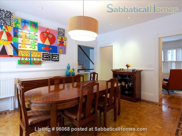 Beautiful Victorian Era Home with Modern Interior Home Rental in Cambridge, Massachusetts, United States 1