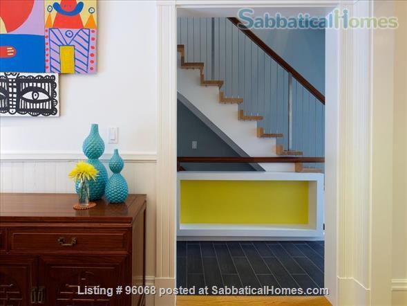 Beautiful Victorian Era Home with Modern Interior Home Rental in Cambridge, Massachusetts, United States 2