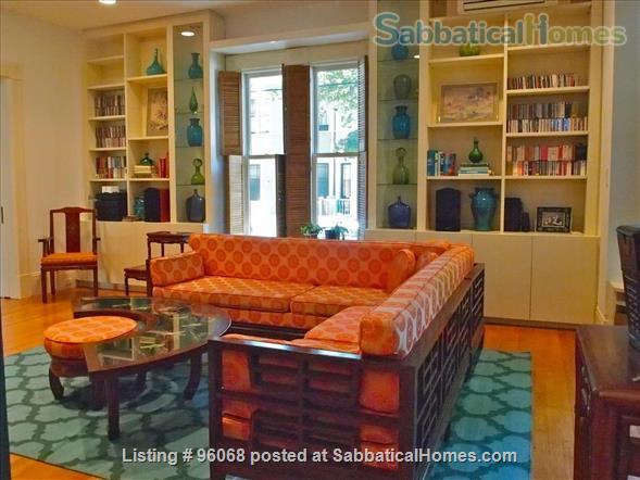 Beautiful Victorian Era Home with Modern Interior Home Rental in Cambridge, Massachusetts, United States 5