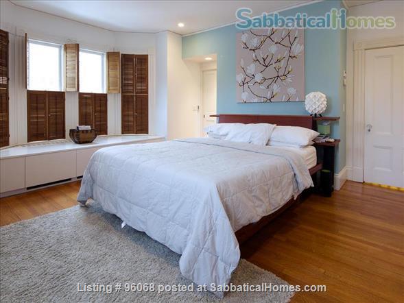 Beautiful Victorian Era Home with Modern Interior Home Rental in Cambridge, Massachusetts, United States 7